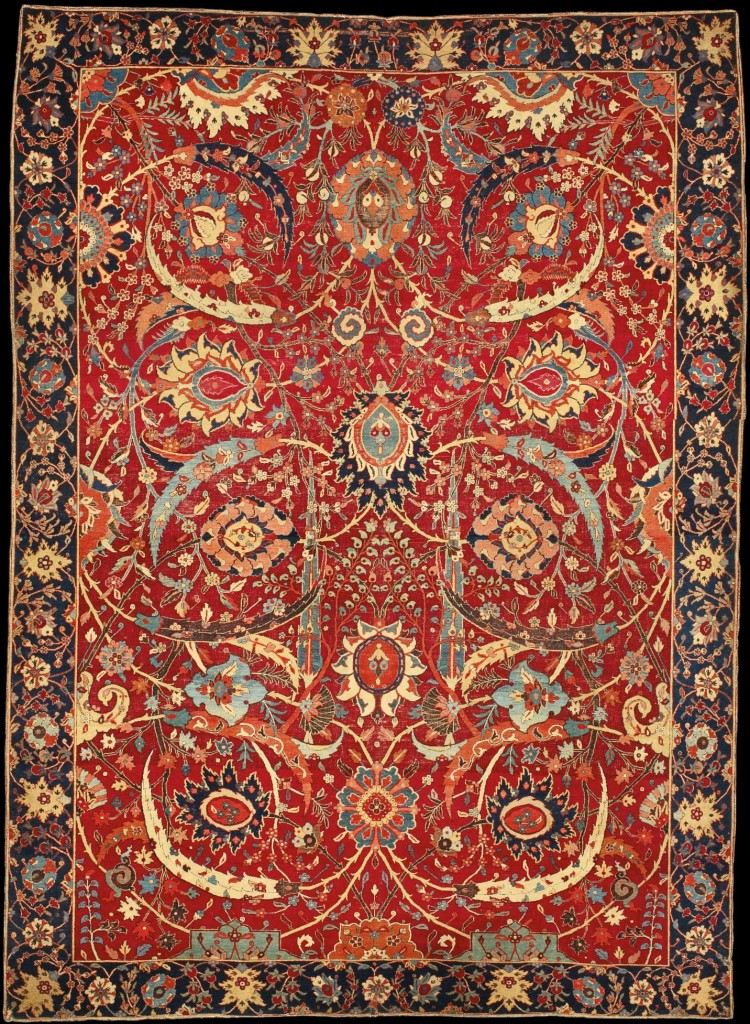 Caroline Mawer The Most Expensive Persian Carpet Ever