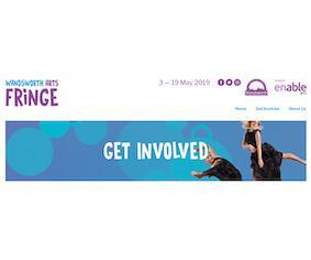 Wandsworth Arts Fringe: 3 -19 May 2019