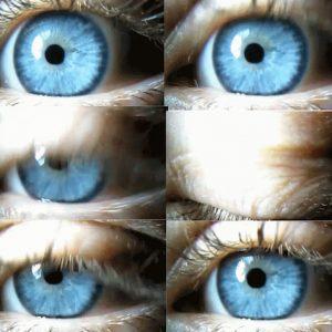 10 blink glued
